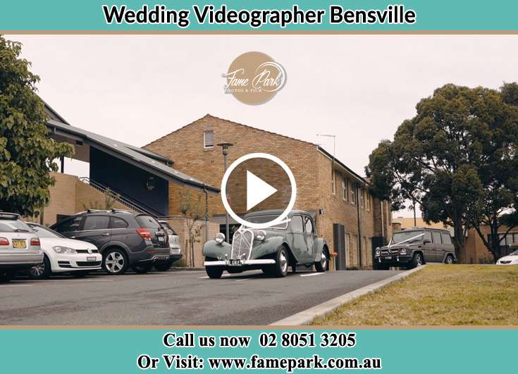 The bridal car Bensville NSW 2251