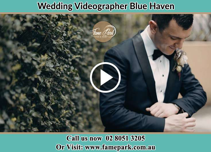 Groom already prepared Blue Haven NSW 2262