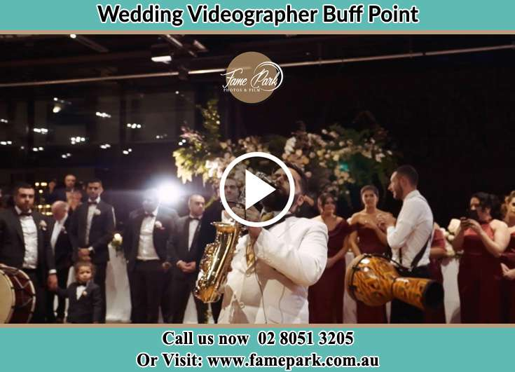 Live music at the reception Buff Point NSW 2262