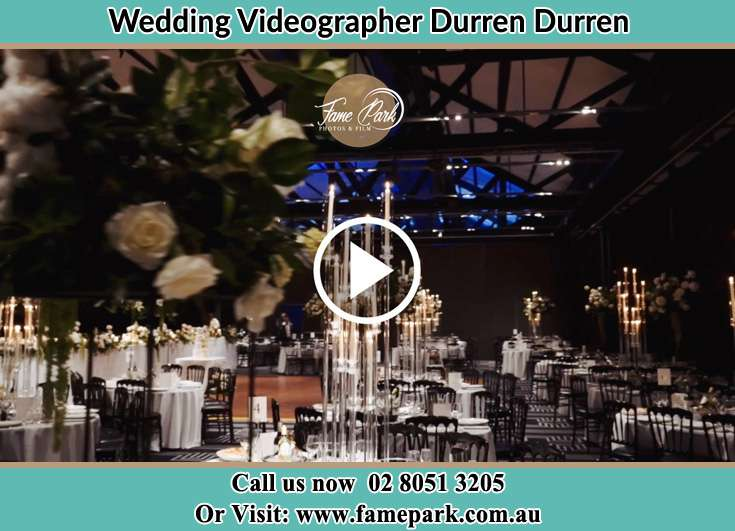 The reception Durren Durren NSW 2259