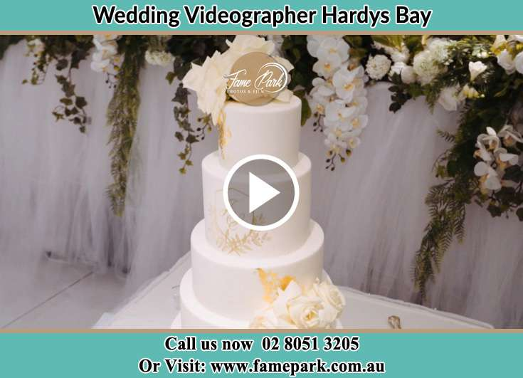 The wedding cake Hardys Bay NSW 2257