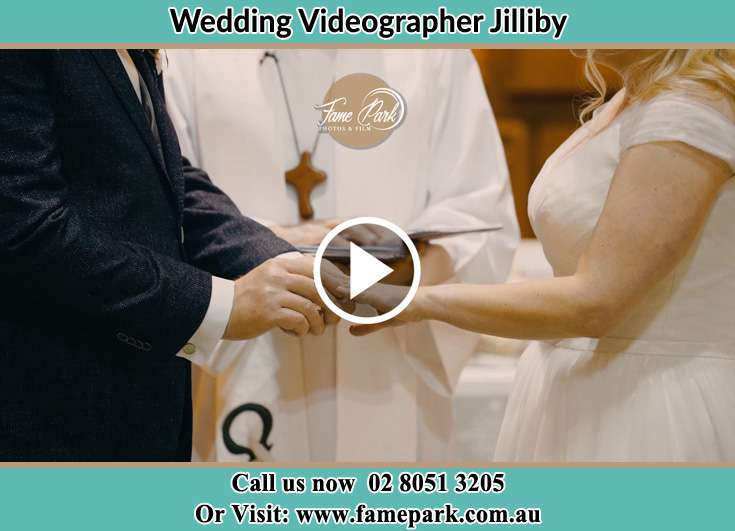 The Bride and Groom wedding rites Jilliby NSW 2259