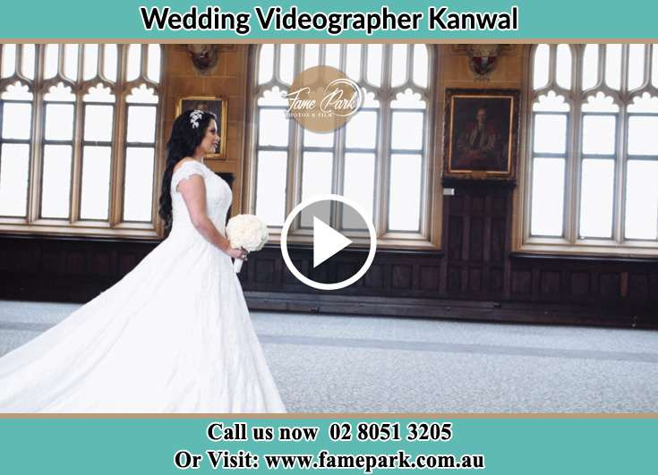 The Bridefinally walk the aisle Kanwal NSW 2259