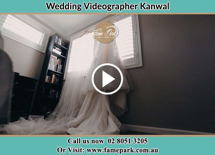 The wedding gown Kanwal NSW 2259