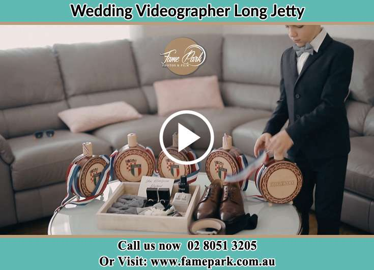Groom wedding accessories Long Jetty NSW 2261