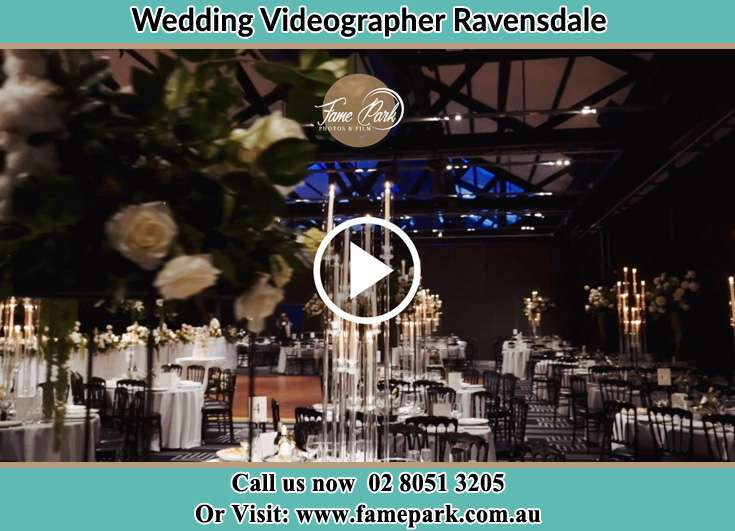 The wedding reception venue Ravensdale NSW 2259