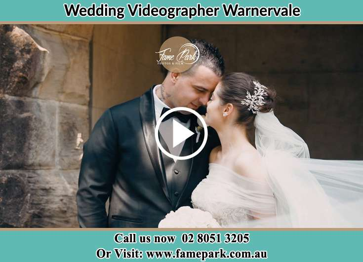 The Groom and the Bride are close to each other Warnervale NSW 2259