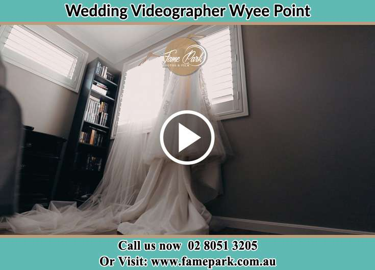 The wedding gown Wyee Point NSW 2259